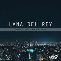 دانلود آهنگ Lana Del Rey به نام Young and Beautiful